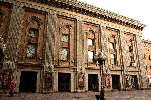 театры москва заказ билетов