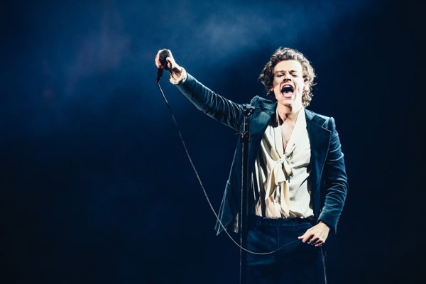 Билеты на Концерт Harry Styles (Гарри Стайлс) в Двореце спорта Мегаспорт